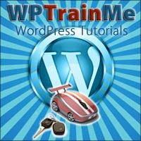 WPTrainMe - WordPress Tutorials Plugin