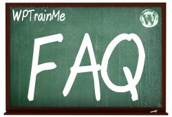 WPTrainMe - FAQ