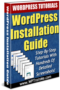 WPTrainMe - WordPress Installation Guide