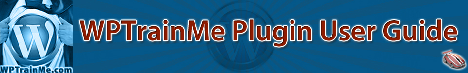 WPTrainMe – WordPress Tutorials Plugin