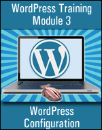 WordPress Training Module 03
