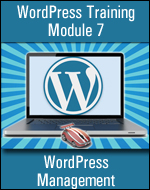WordPress Training Module 07