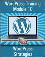 WordPress Training Module 10