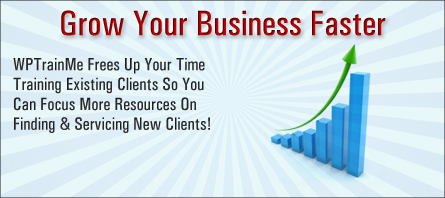Add Massive Value To Your Business With The WPTrainMe Plugin