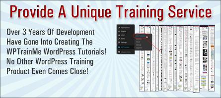 Provide A Unique Training Service