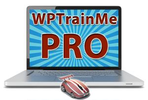 WPTrainMe PRO Plugin