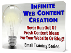Infinite Content Creation Series