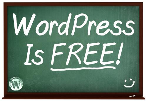 Why Is WordPress Free?