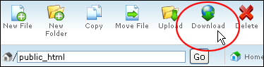 How To Back Up WordPress Files Using cPanel File Manager