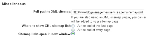 Dagon Design Sitemap Generator - WordPress Plugin
