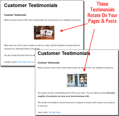 Add Testimonials To Your WordPress Site
