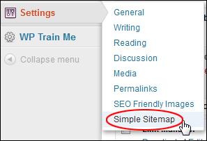 Simple Sitemap - WordPress Plugin