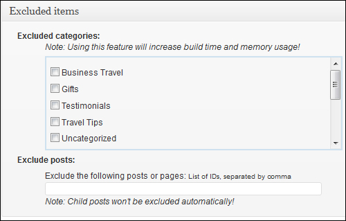 how to add an xml sitemap to wordpress wpcompendium org