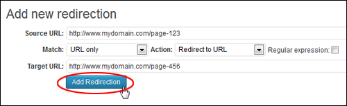 Redirect Links In WordPress