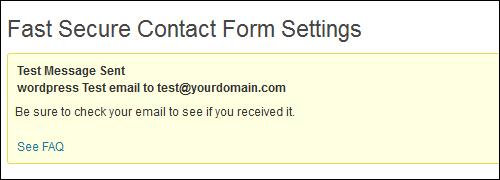 How To Install And Use A Contact Form Plugin