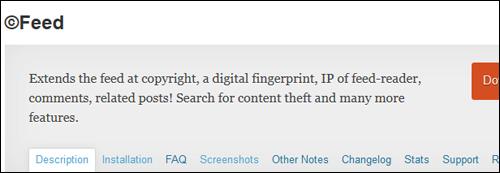 Copyfeed Plugin For WordPress