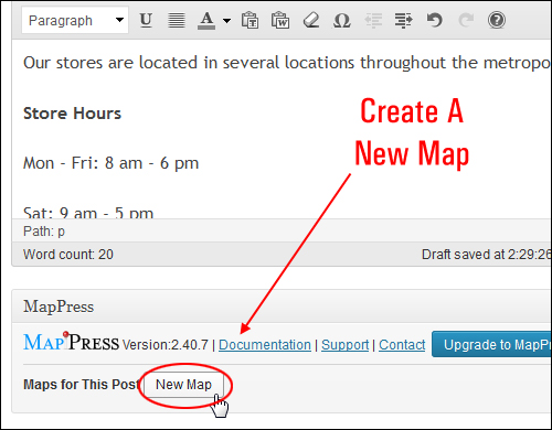 How To Add Maps To Your WordPress Site