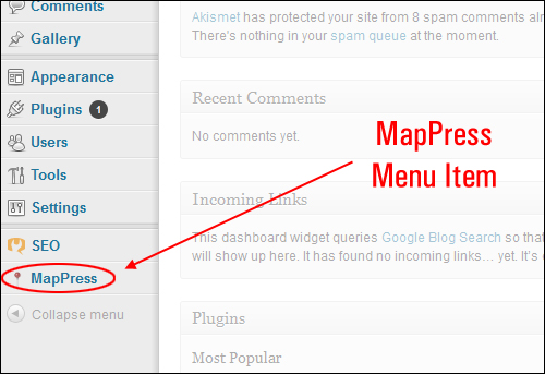 How To Add A Map To Your WordPress Site