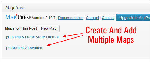 Add Maps To Your WordPress Site