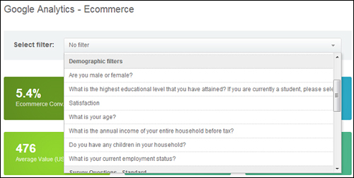 How To Collect Demographic Data In Google Analytics