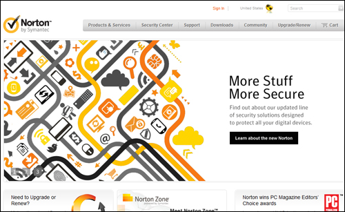 Norton Security Products