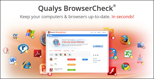Qualys Browser Check