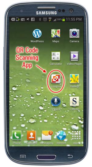 QR Code Scanning App