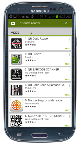 QR Code Apps