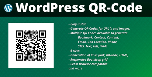WordPress QR-Code