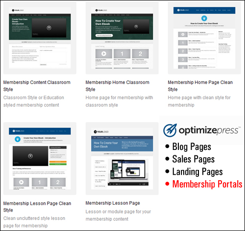 WordPress Theme: OptimizePress