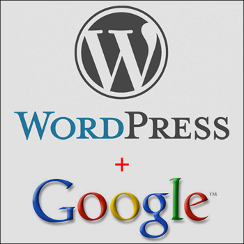Integrate WordPress With Google