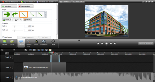 Camtasia Studio - Professional Screen Capture Videos