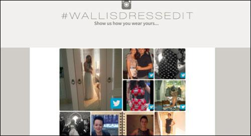 Wallis UGC Campaign