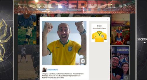 SoccerPro.com UGC Campaign
