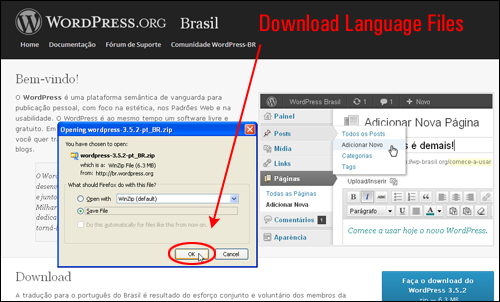 How To Configure WordPress For Other Languages