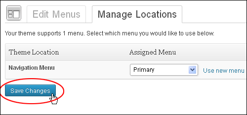 How To Use WordPress Custom Menus