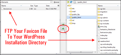 How To Create A Favicon For Your WordPress Site