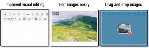 WordPress 3.9 - Improved Visual And Media Editing